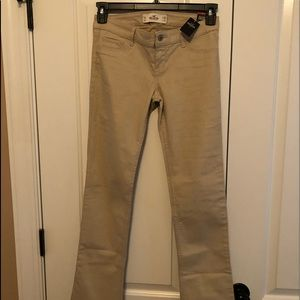 Hollister skinny boot pants size 3R - 26x33 NWT